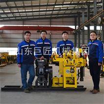 巨匠供應130型液壓勘探鉆機 百米巖芯鉆機