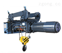 起重機單軌倒吊式電動鋼索吊車