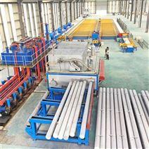 厂家定做2500t铝型材挤压生产线辅助设备