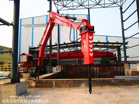 山东元征行生产多功能工程机械臂