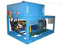 電煤攪拌擠出倉液壓系統