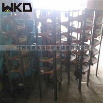 安徽廠家出售螺旋溜槽 重力精選尾礦機械