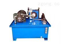 可變量液壓系統