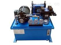 非標高難度液壓泵站