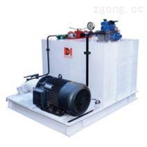 立式定量葉片泵油泵站