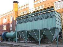 袋式除塵器的壓力損失的計算 舟山工業