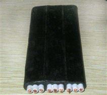 控制扁電纜KVFGRB耐熱輻射0.8mm線芯絕緣