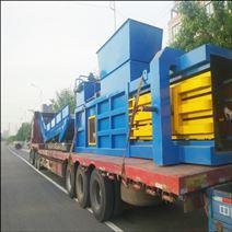 厂家直销卧式废品收购用废纸 液压打包机