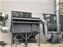 除空技術就是氣體與粉塵微粒的多相混合