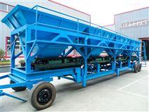 移动式配煤机系统